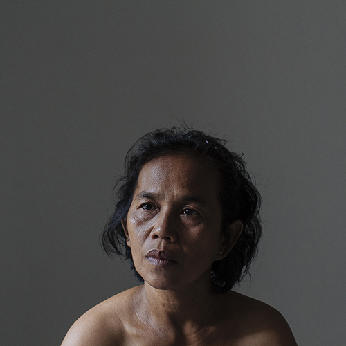 Sumarsih (RAW Series), 155 x 155 cm, 2016, Photography or Photographic Print
