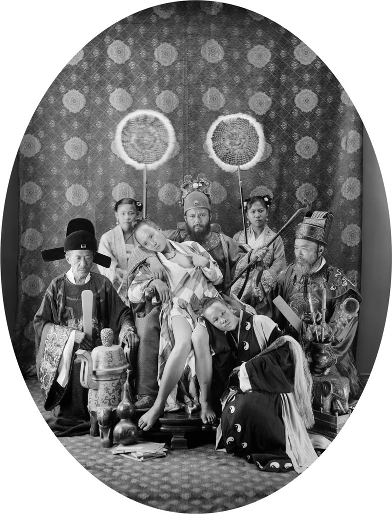 The Ming Dynasty of Jia Jing 1542 #2, 60 x 55 cm, 2010, C-Print