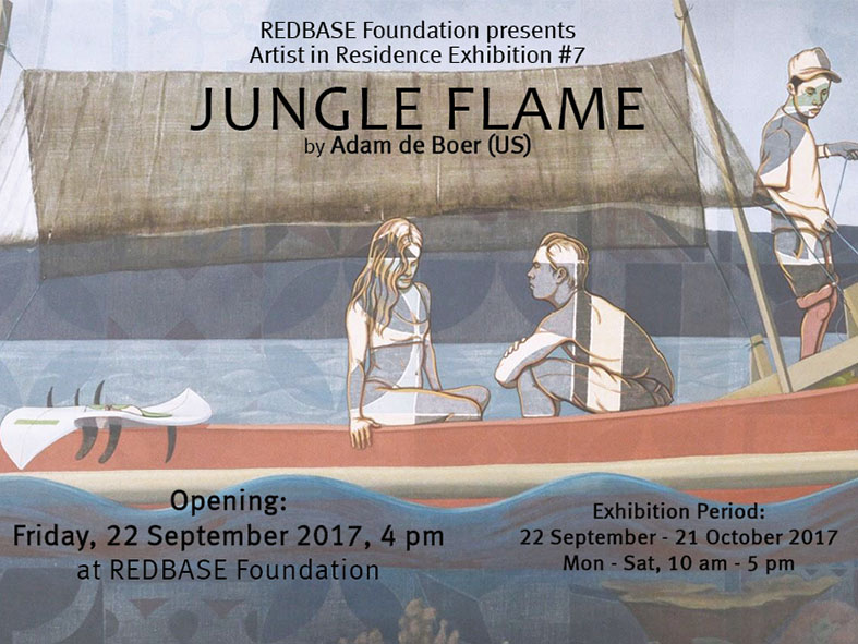 JUNGLE FLAME